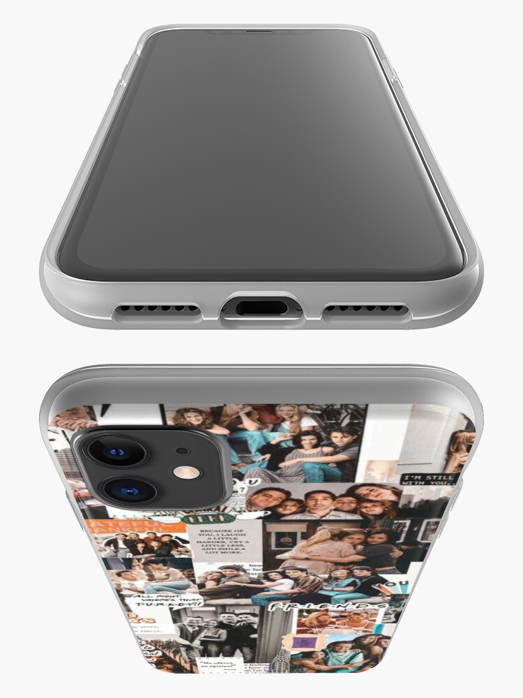 Alternate view of friends wallpaper iPhone Case & Cover