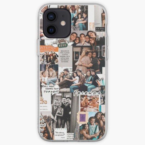 friends wallpaper iPhone Soft Case
