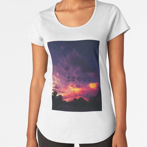 Free Premium Scoop T-Shirt