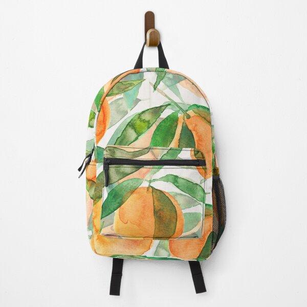 Orangen Rucksack