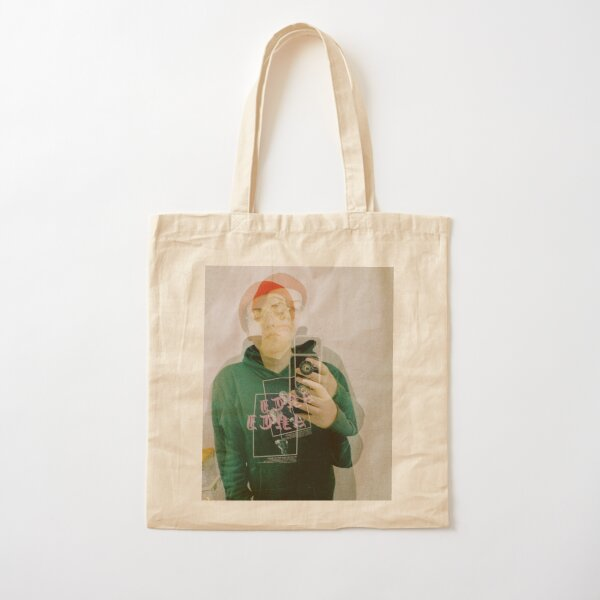 seeing double Cotton Tote Bag