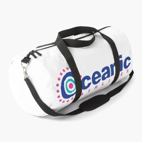 Oceanic Airlines Logo Duffle Bag