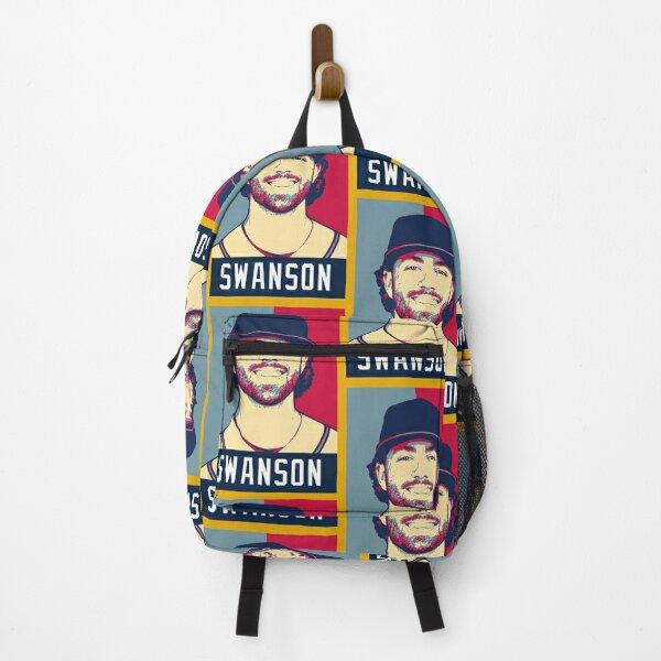 Dansby Swanson Artwork Backpack