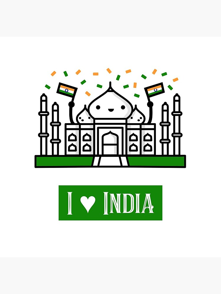 I Love India by ds-4