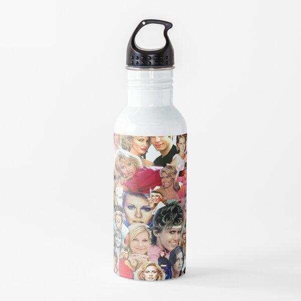 Evolution of Olivia Newton-John Water Bottle