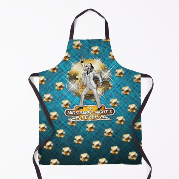 A Midsummer Night's Fever Apron