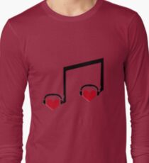Music Connects Us to Our Soulmates T-Shirt