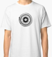 Spin the black circle Classic T-Shirt