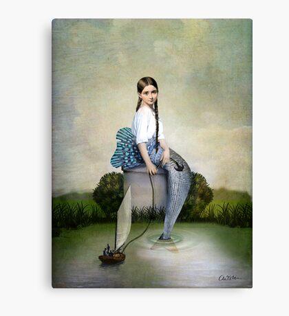 Loreley Canvas Print