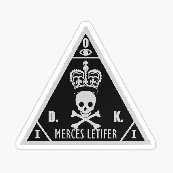 Merces Letifer [ICA HITMAN] Sticker