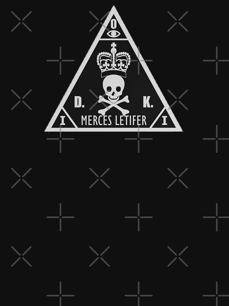 Merces Letifer [ICA HITMAN] by dandywise
