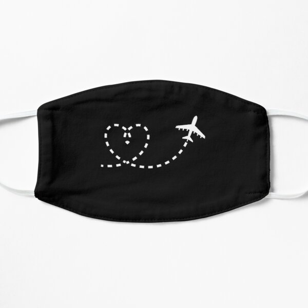 Airplane Mode on Funny Summer Traveling Mask