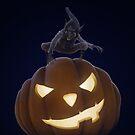 Halloween creepy night by jordygraph