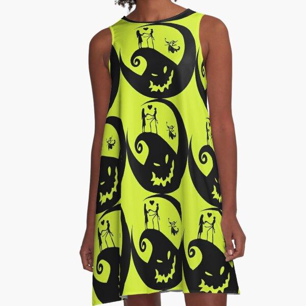 Jack skellington A-Line Dress