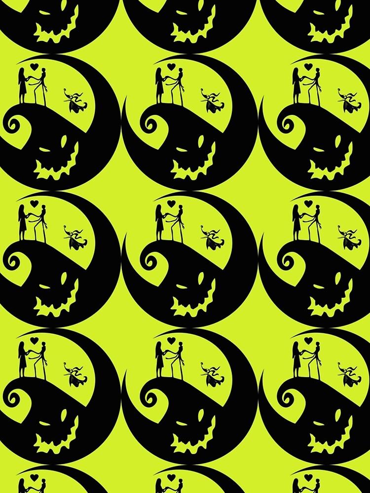 Jack skellington by lolodesignprint
