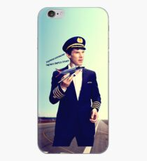 Captain Crieff and Toy Plane iPhone Case