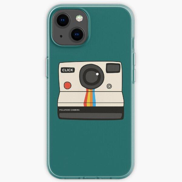 Polaroidkamera iPhone Flexible Hülle