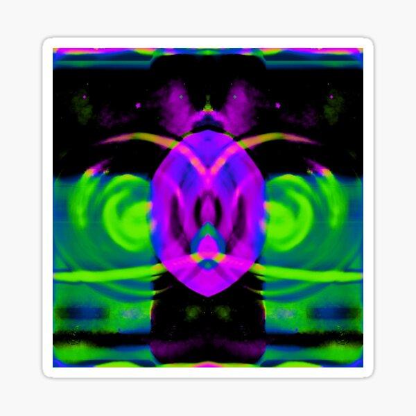 Neon lights Sticker