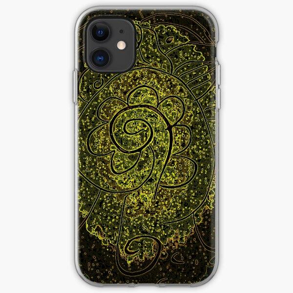Arty III iPhone Soft Case