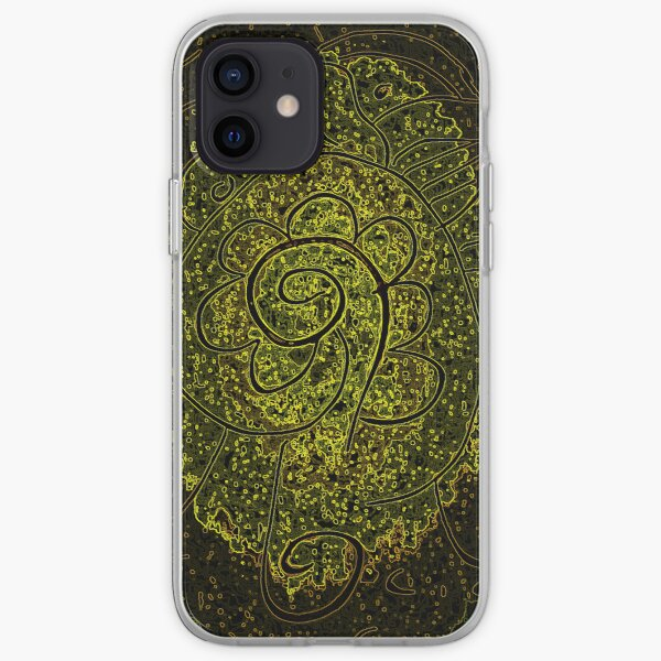 Arty III iPhone Soft Case