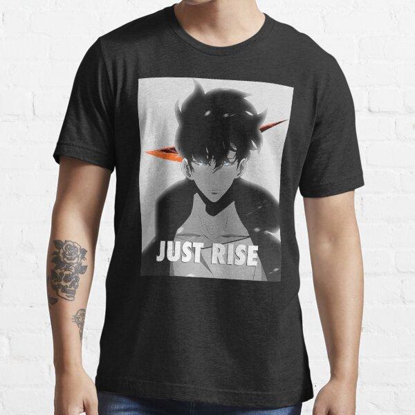 Solo Leveling - JUST RISE  T-shirt essentiel