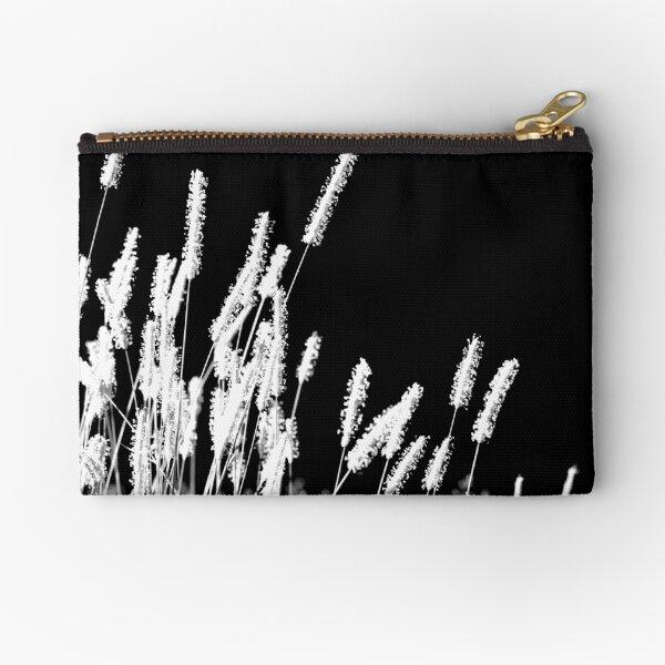 Moonlight Meadowgrass Zipper Pouch