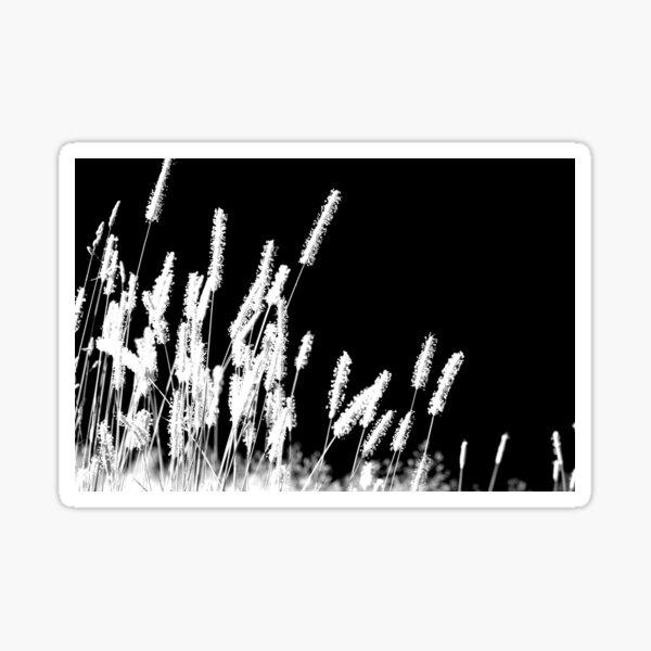 Moonlight Meadowgrass Sticker