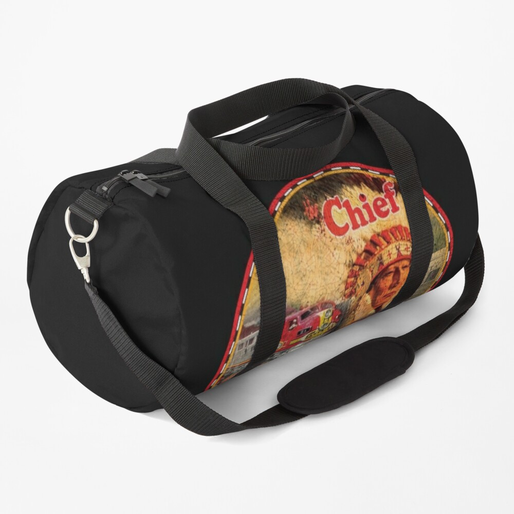 Santa Fe Railroad Chief Duffle Bag