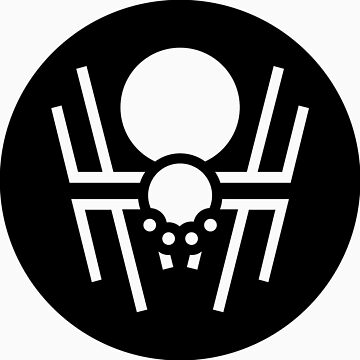Halloween Spider Symbol Ideology by ideology