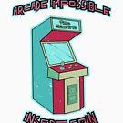 Insert Coin - Time Machine by arcadeimpossibl
