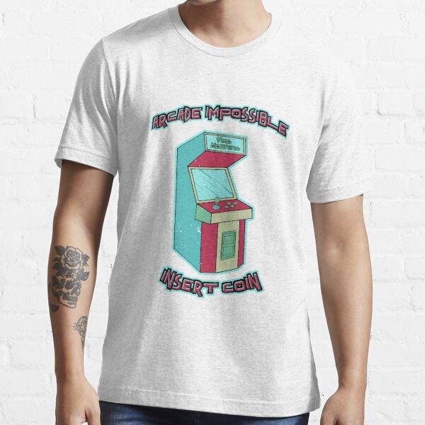 Insert Coin - Time Machine Essential T-Shirt