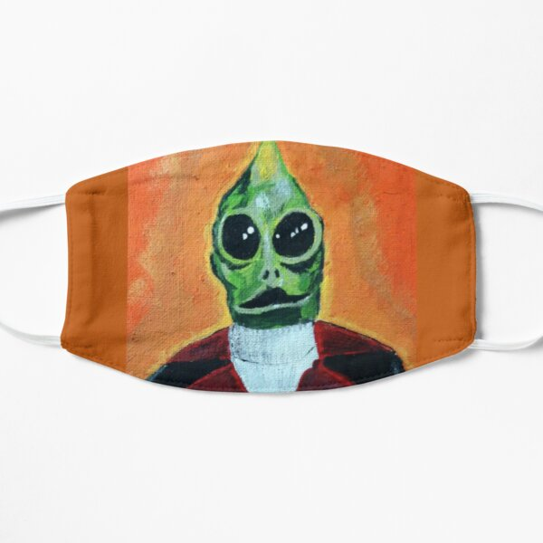 Gentleman Sleestak Mask