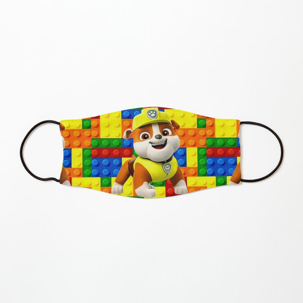 Rubble Paw Patrol  Mask
