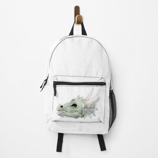 Mythical Dragon Skull Backpack