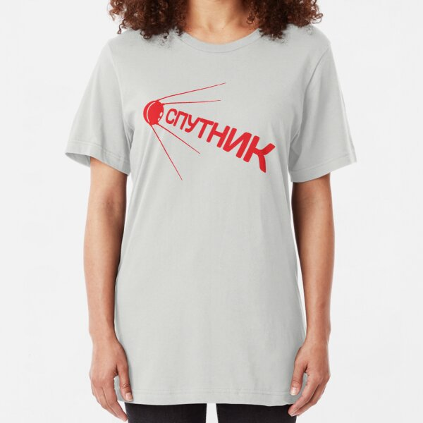 Sputnik 1957 Special Slim Fit T-Shirt