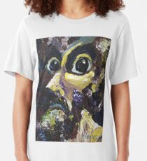 Haunted by Suzanne Marie Lcelair Slim Fit T-Shirt