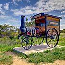What  A Beauty  Train Greenethorpe NSW by Kym Bradley