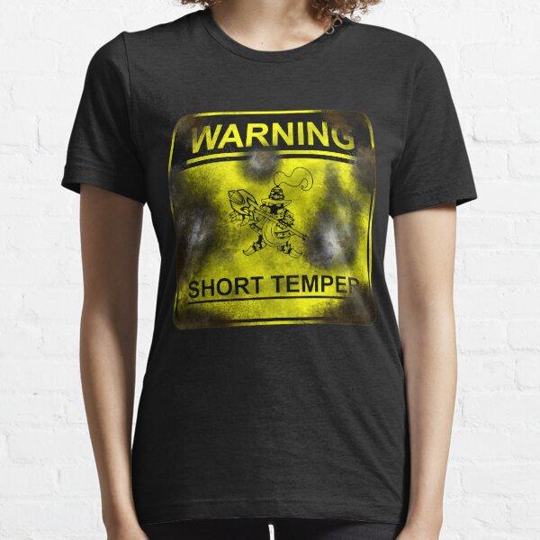Veigar-Short Temper  Essential T-Shirt