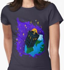 Timey Wimey Women's Fitted T-Shirt
