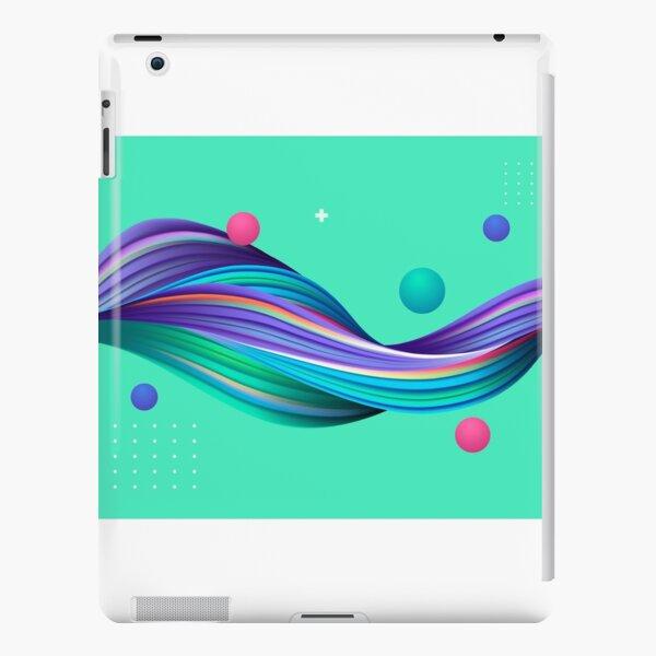 FLOW ART DESIGN. iPad Snap Case