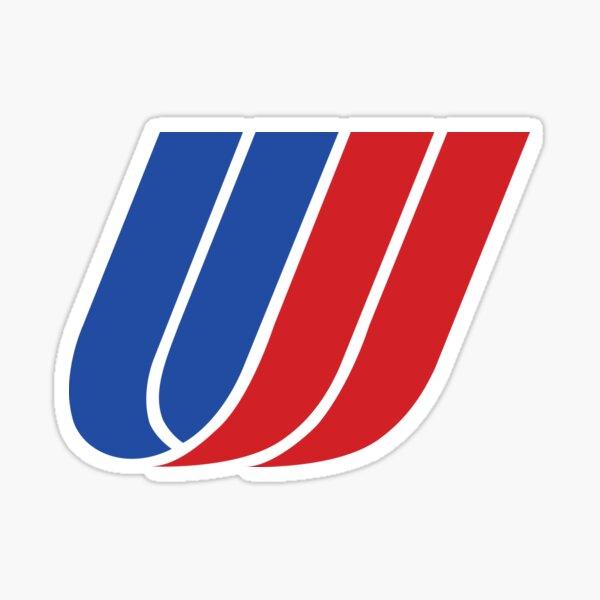 United Airlines (1974) Logo Sticker