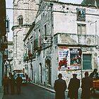 Torre dei Giganti 979 Monte S Angelo 19840405 0033  by Fred Mitchell