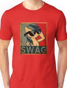 Rainbow Dash Swag Unisex T-Shirt