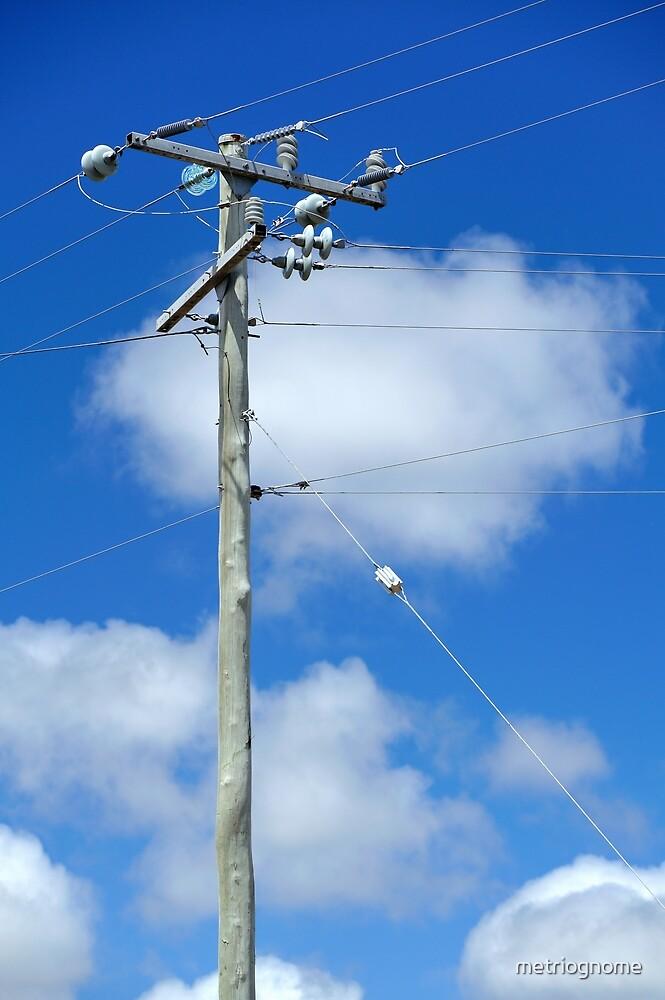 high powered pole by metriognome