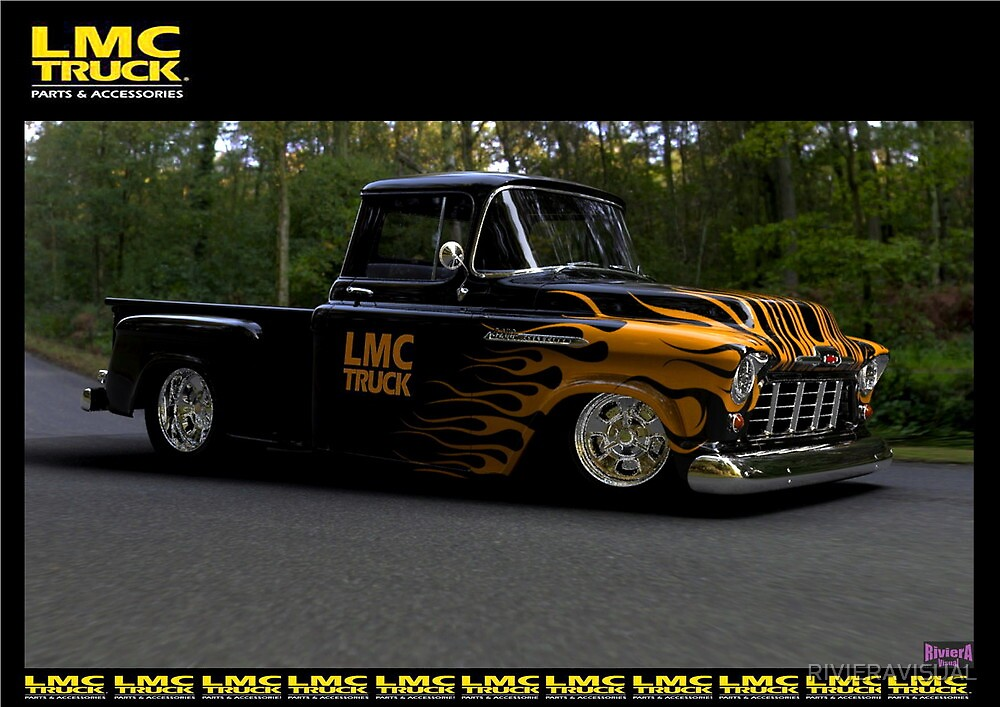 LMC Truck by Riviera Visual ~ Photography and Digital Art