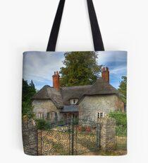 Keys Lodge Cottage Tote Bag