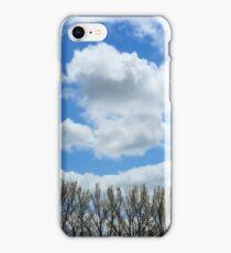 growing a fringe iPhone Case/Skin