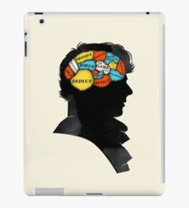 Sherlock Phrenology iPad Case/Skin