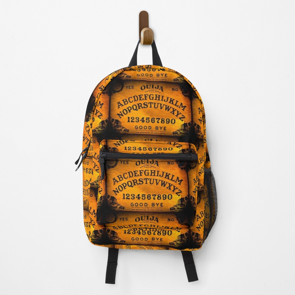 Ouija Board Summon The Past Backpack