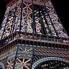 Eiffel Tower by Susan Moss